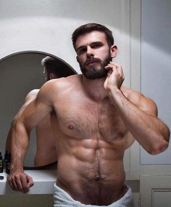 Naked blonde hairy hunks sex hot gay