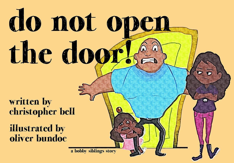 Do Not Open the Door! children's #kindle book (free download