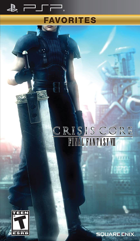 Ffvii Crisis Core Iso Psp Crisis Core Action Games Psp