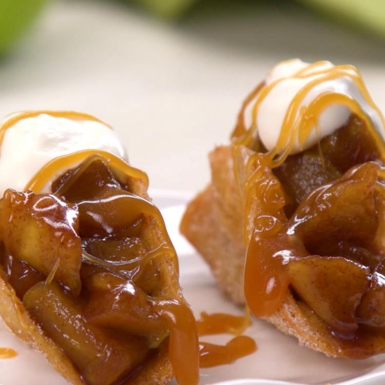 As Easy as Apple Pie…Tacos!