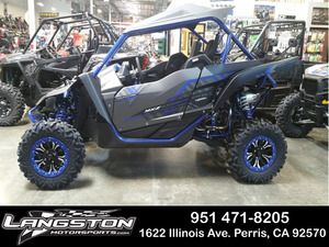 2017 Yamaha Yxz1000r Turbo Of 2017 Yamaha Yxz1000r Ss Se Matte Grey Perris California