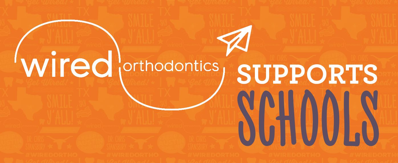 Supports Local Schools Orthodontics Supportive School