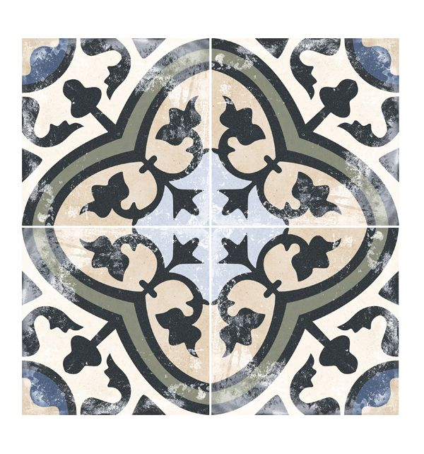 Decorative Porcelain Tile Extraordinary Moroccan Impressions Glazed Porcelain Tiles From Artisans Of Decorating Design
