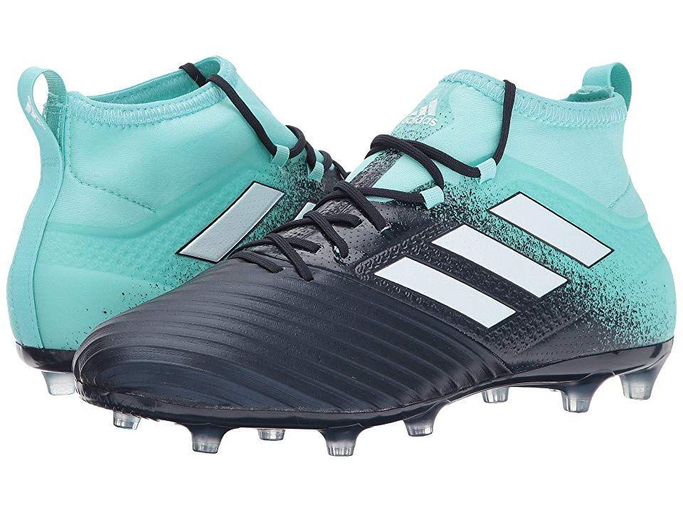 competitive price 7a2d5 e6d03 adidas Ace 17.2 FG Men's Soccer Shoes Energy Aqua/Footwear ...