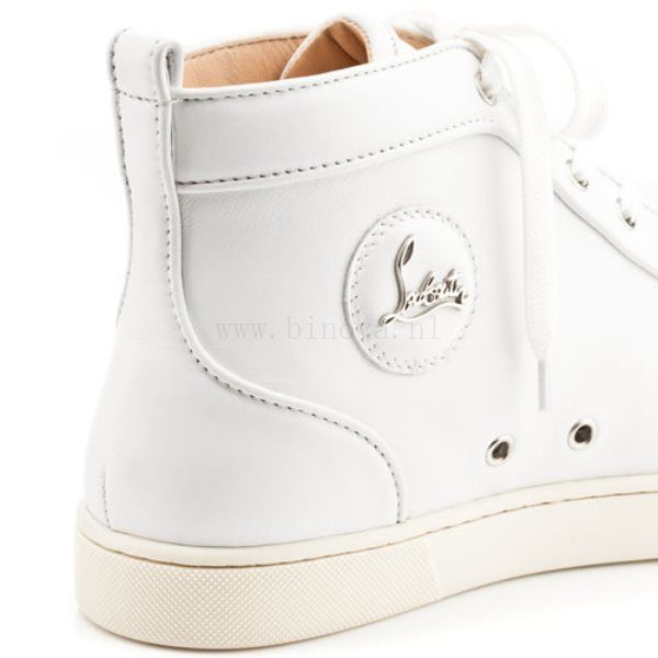 b73544b4bfb louboutin sneakers heren wit - Google zoeken