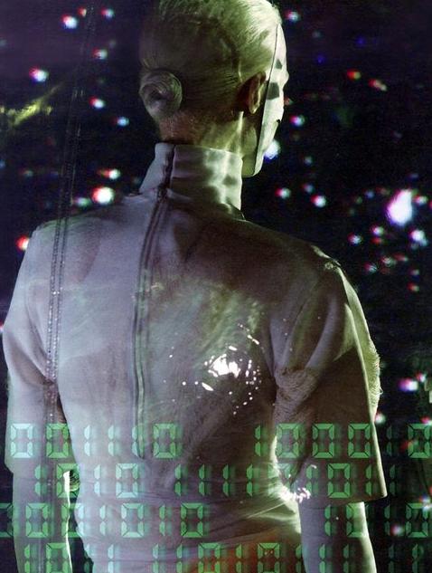 Lost in Cyberspace W March 2014 Ph: Steven Meisel Styling: Marie Amelie Sauve Model: Julia Nobis