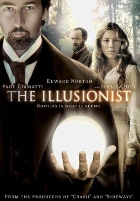 The Illusionist 2006 With His Eye On A Lovely Aristocrat A
