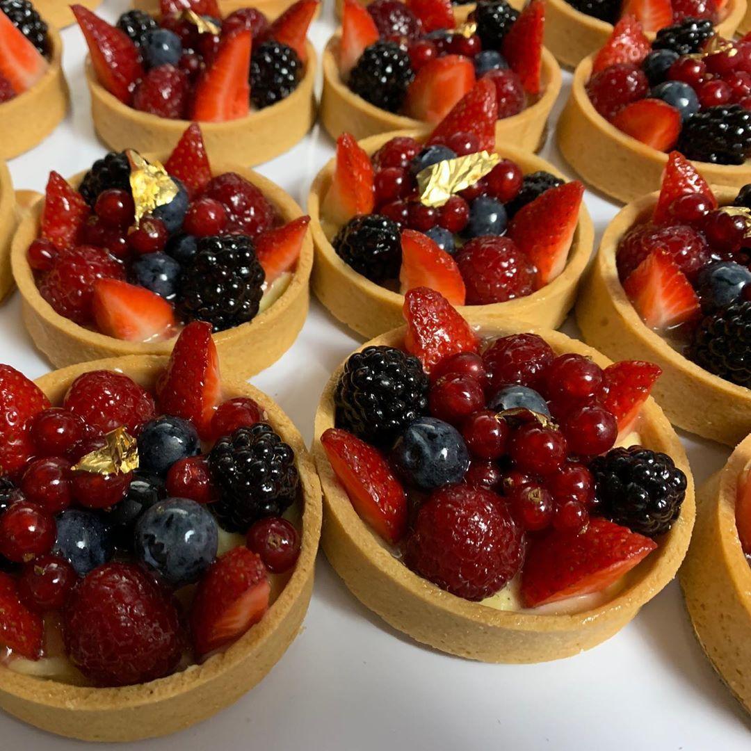 [New] The 10 Best Desserts Today (with Pictures) -  Passend zum Wetter darf es was fruchtiges sein! Hmm... sieht gut aus oder?  Und ein bisschen Blattgold muss natürlich auch sein - schließlich sind wir hier in Düsseldorf