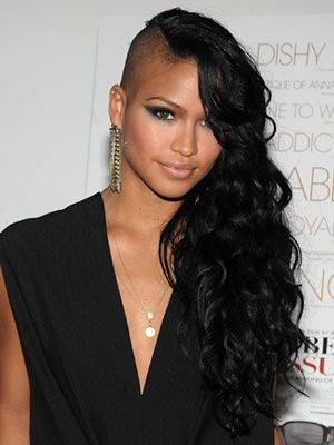 Cassie Shaved Head Pics