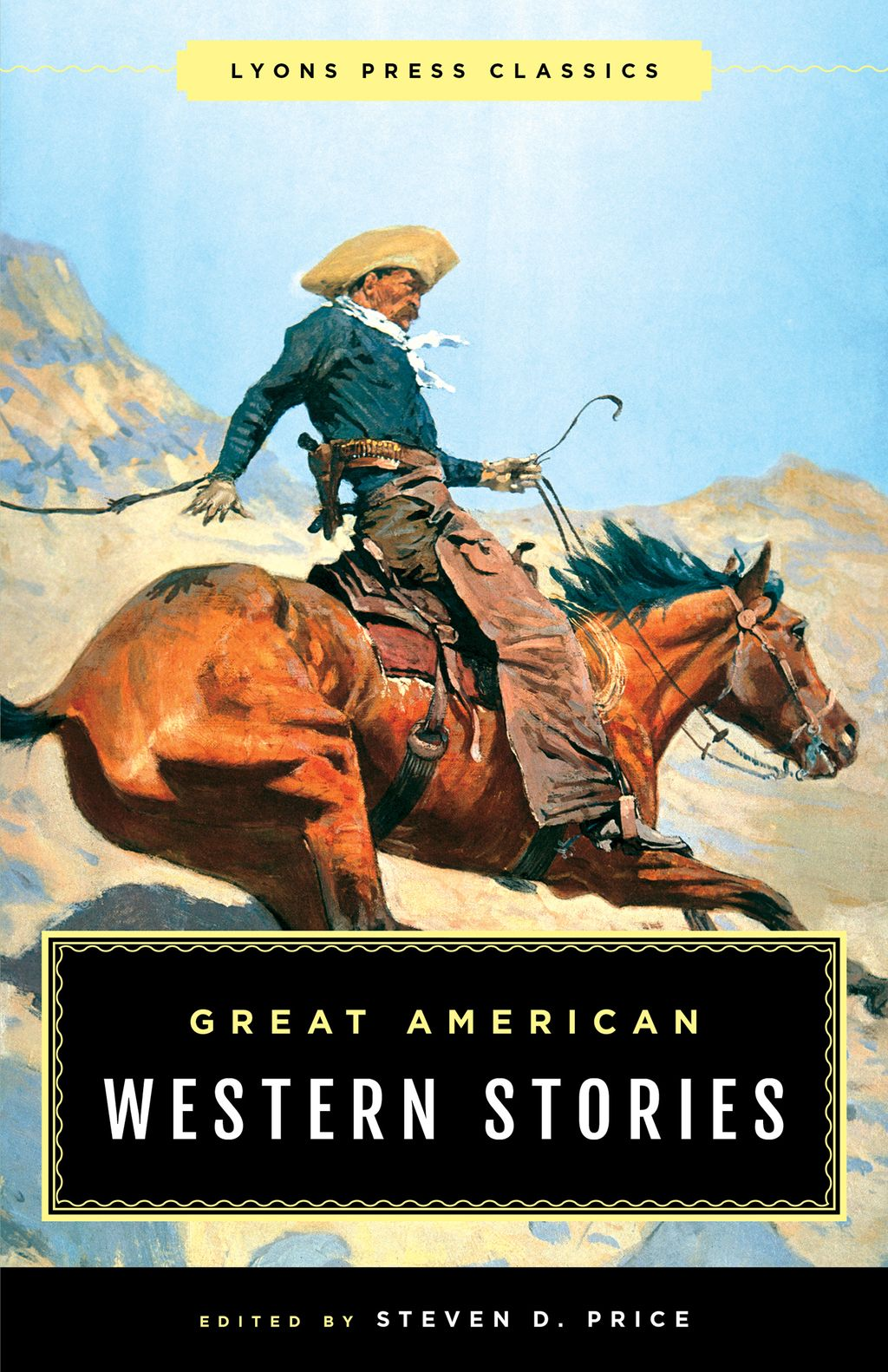 Great American Western Stories Ebook