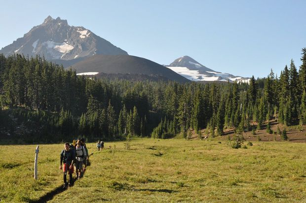 Three Sisters to Collier Cone: Best backpack trips for late summer ...