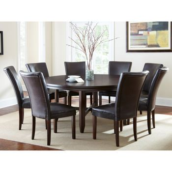 Costco Caden 9Piece Dining Set with 72 Contemporary