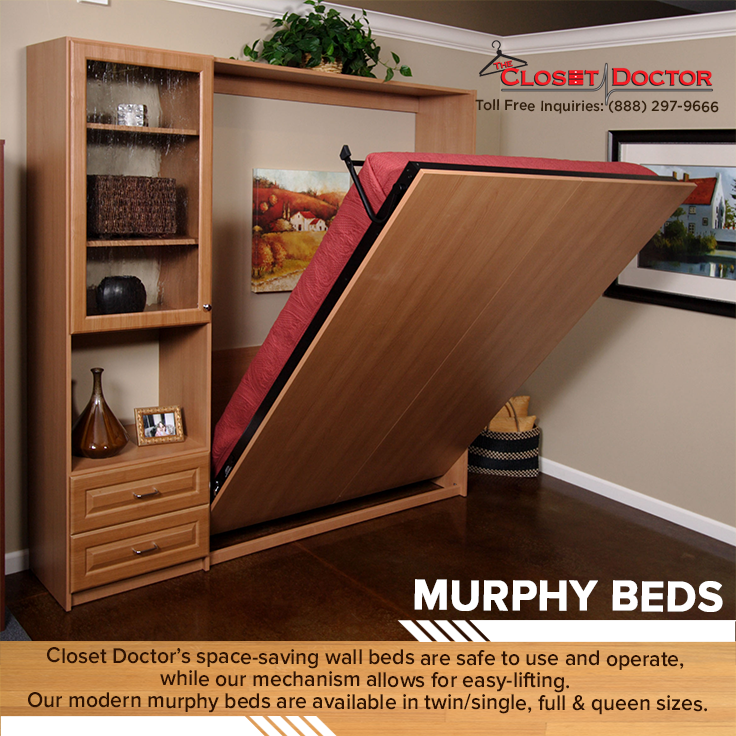 More Details On Closet Doctor Wall Beds At: Https://www.closet