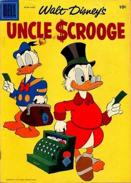 Uncle Scrooge 22