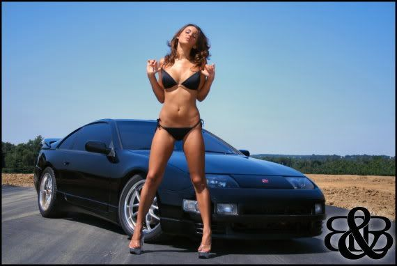 hot girl with nissan - photo #6