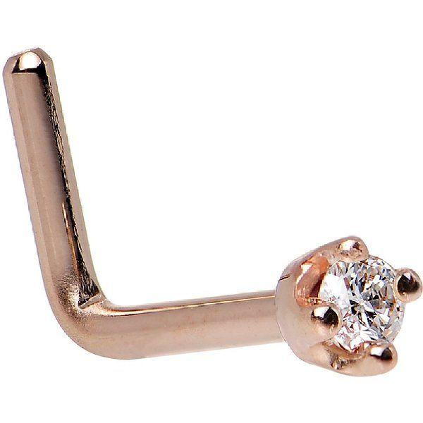 Pin On 18g Nose Ring