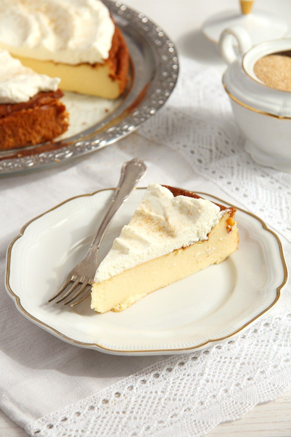 crustless cheesecake cream The Quickest and Most Delicious Crustless Cheesecake