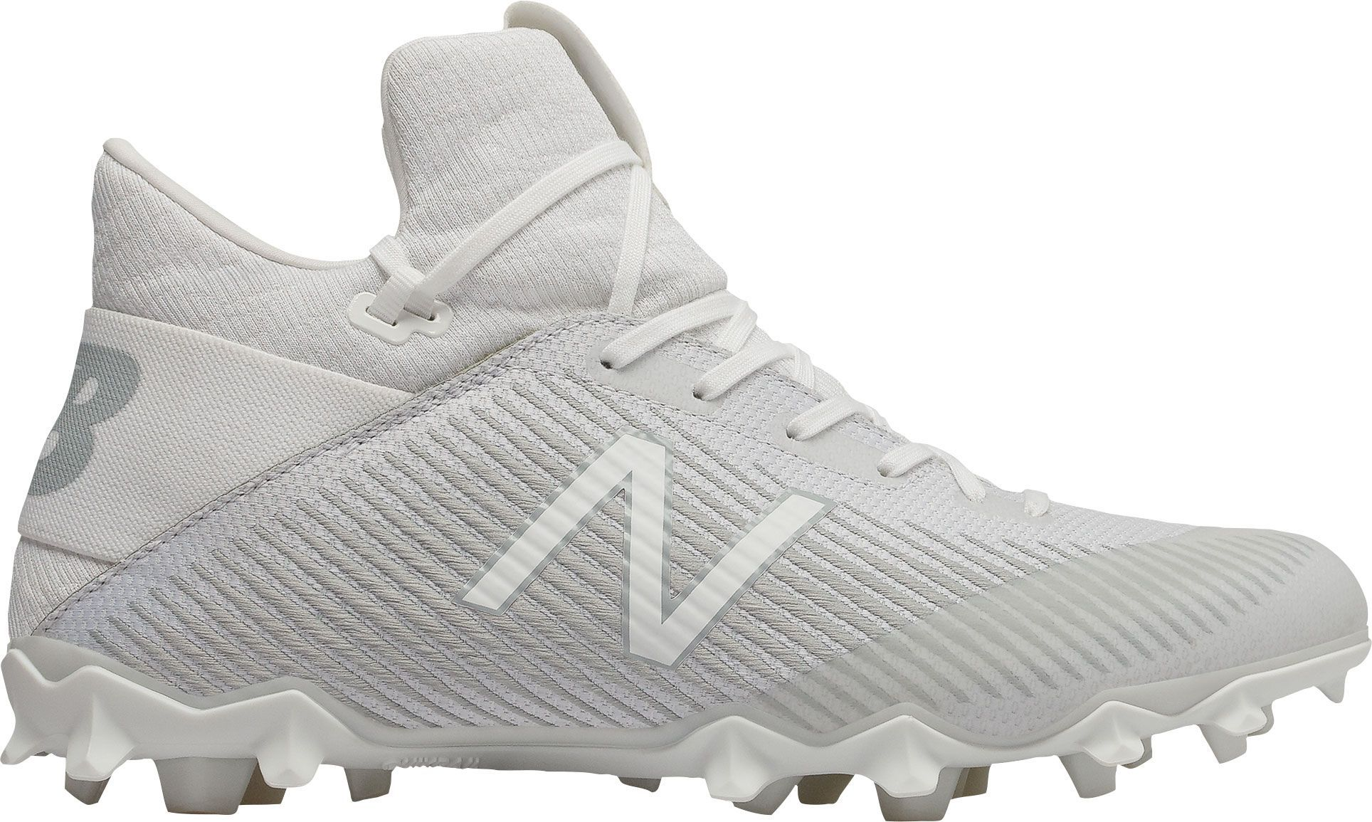 73cb130f9f81 New Balance Men's Freeze LX 2.0 Lacrosse Cleats, Size: 6.5, White ...