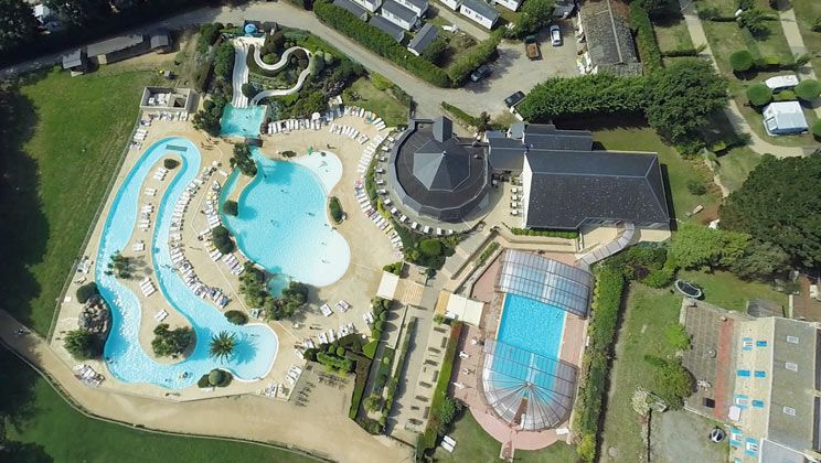 Elegant Enjoy A Fantastic Pool Complex And Waterslides At La Grande Metairie  Campsite The Perfect Base For A Eurocamp Family Self Catering Holiday