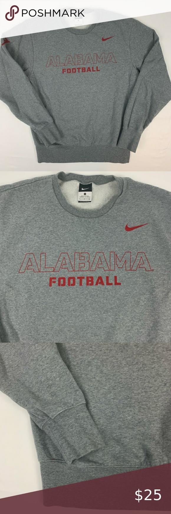 Alabama Crimson Tide Nike Crewneck Sweatshirt Nike Crewneck Sweatshirt Sweatshirts Crew Neck Sweatshirt [ 1740 x 580 Pixel ]