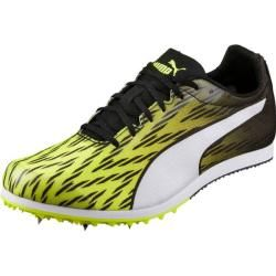 Photo of Puma Kinder Leichtathletikschuhe Evospeed Star 5, Größe 20 In Safety Yellow-Puma Black-Puma, Größe 2