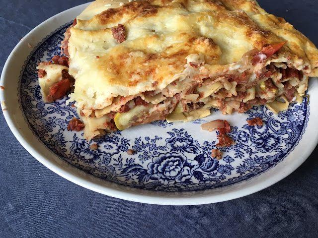 Interlude cuisine: Mes lasagnes.   Une chambre à moi   Bloglovin'
