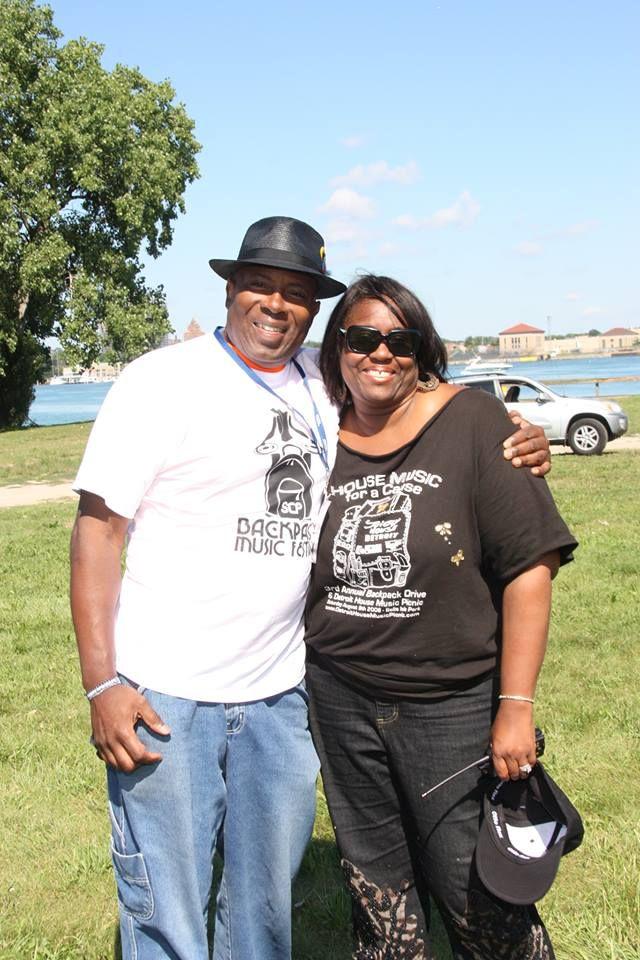 devinetaylor / Judy Shelton @Music Biz Mentor.com ;  8 th Annual Back Pack Festival Aug 3, 2013