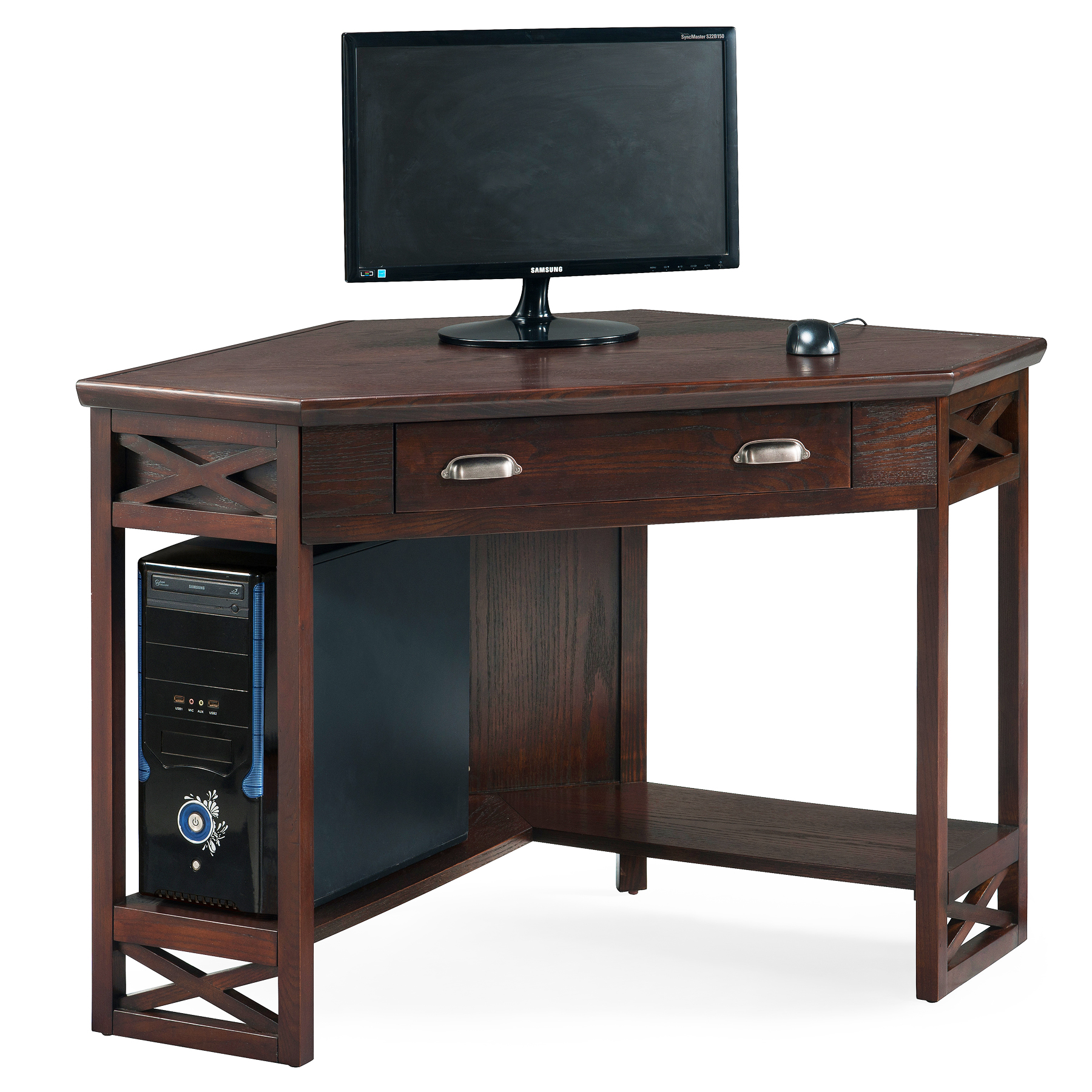 Wood Homeoffice Desk