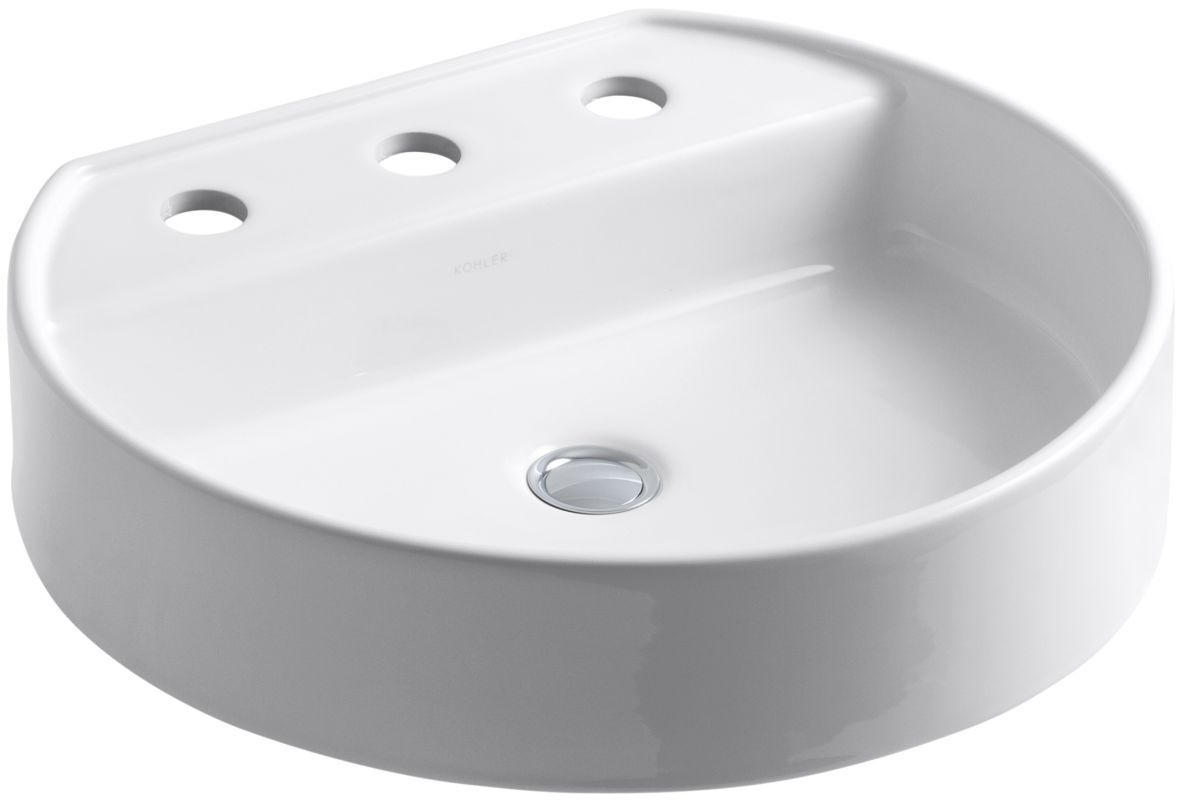Kohler K 2331 8 Lavatory Sink Sink Pool Bathroom