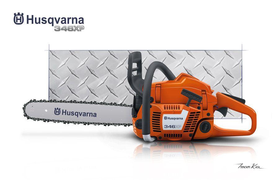 Husqvarna 346XP Chainsaw Chainsaw Corner In 2019