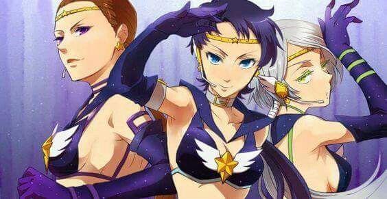 Sailor Star Lights