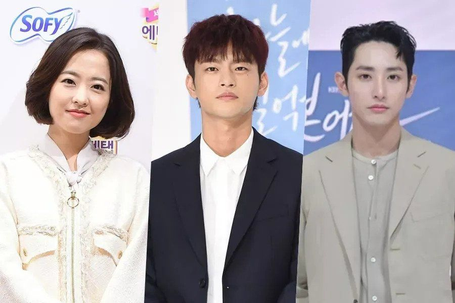 Park Bo Young, Seo In Guk, Lee Soo Hyuk, And More Confirmed For New Fantasy Drama