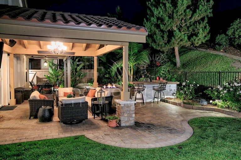 45 Awesome Outdoor Living Space Design For Comfortable Relaxing Space Ideas Outdoor Living Space Design Outdoor