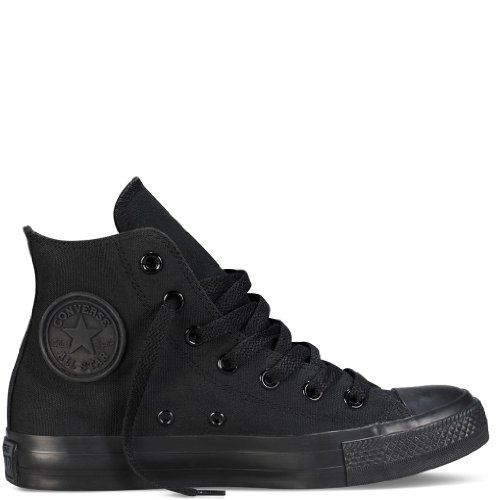 Converse Chuck Taylor All Star Shoes -Hi Black Monochrome- Just got my  first pair