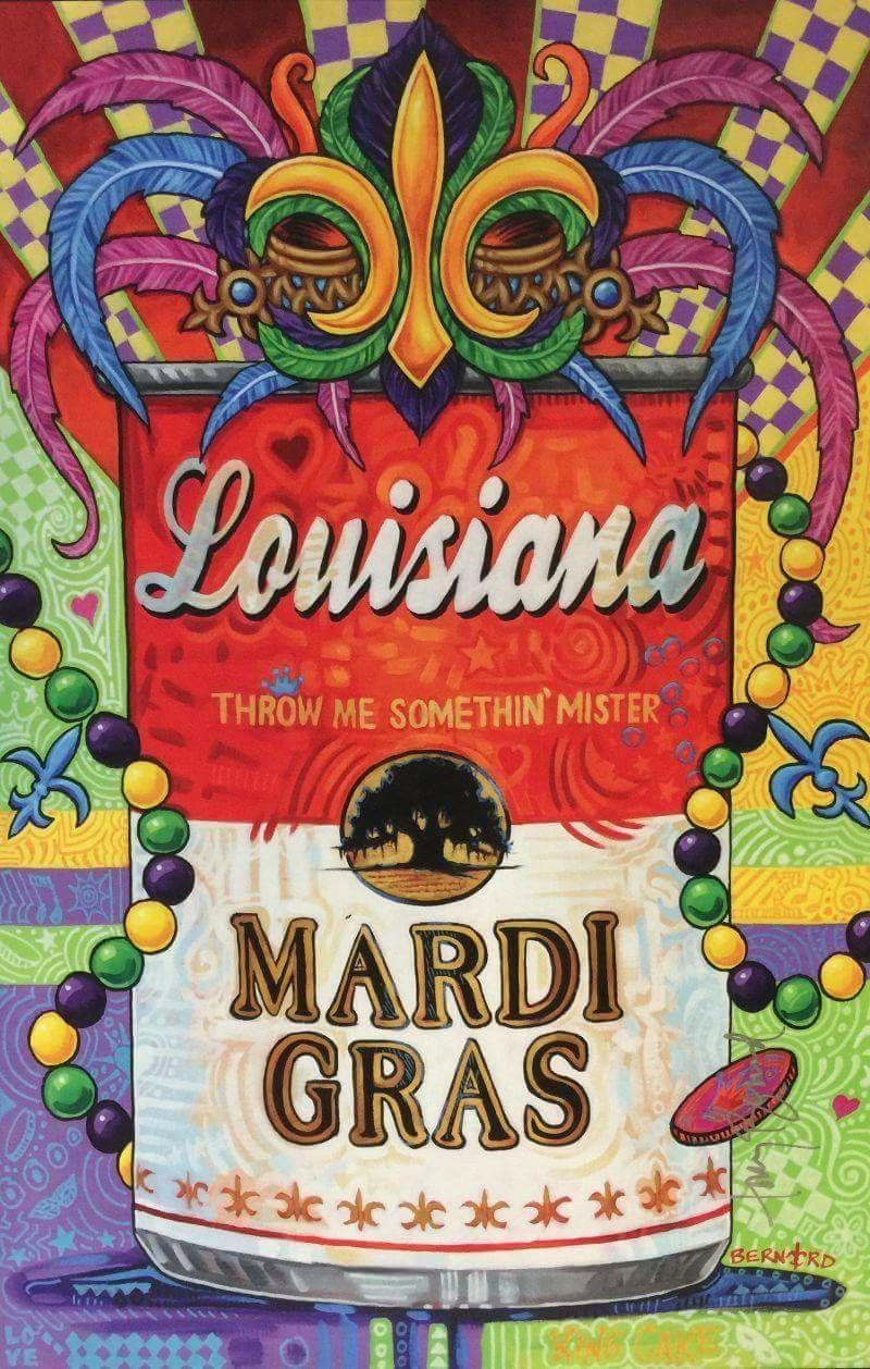 Pin By Tommyo On Halloween Village In 2020 Louisiana Art Mardi Gras Louisiana Culture