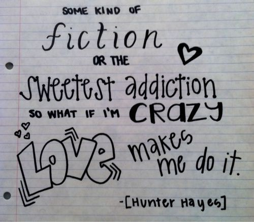 Lovely Music Quotes: Haha The Addiction To Friction