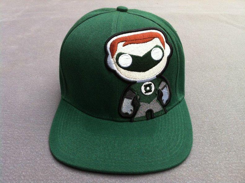 DC Comics Green Lantern Funko Snapback Hat (1) , for sale online  $4.7 - www.hatsmalls.com
