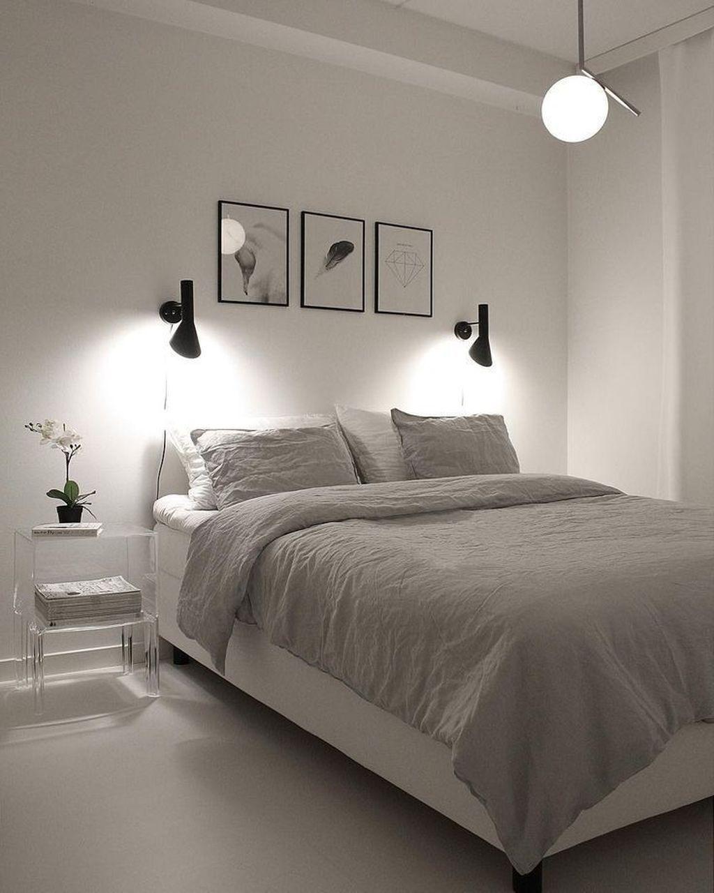 19+ Best Minimalist Bedroom Decoration Ideas That Looks Cool