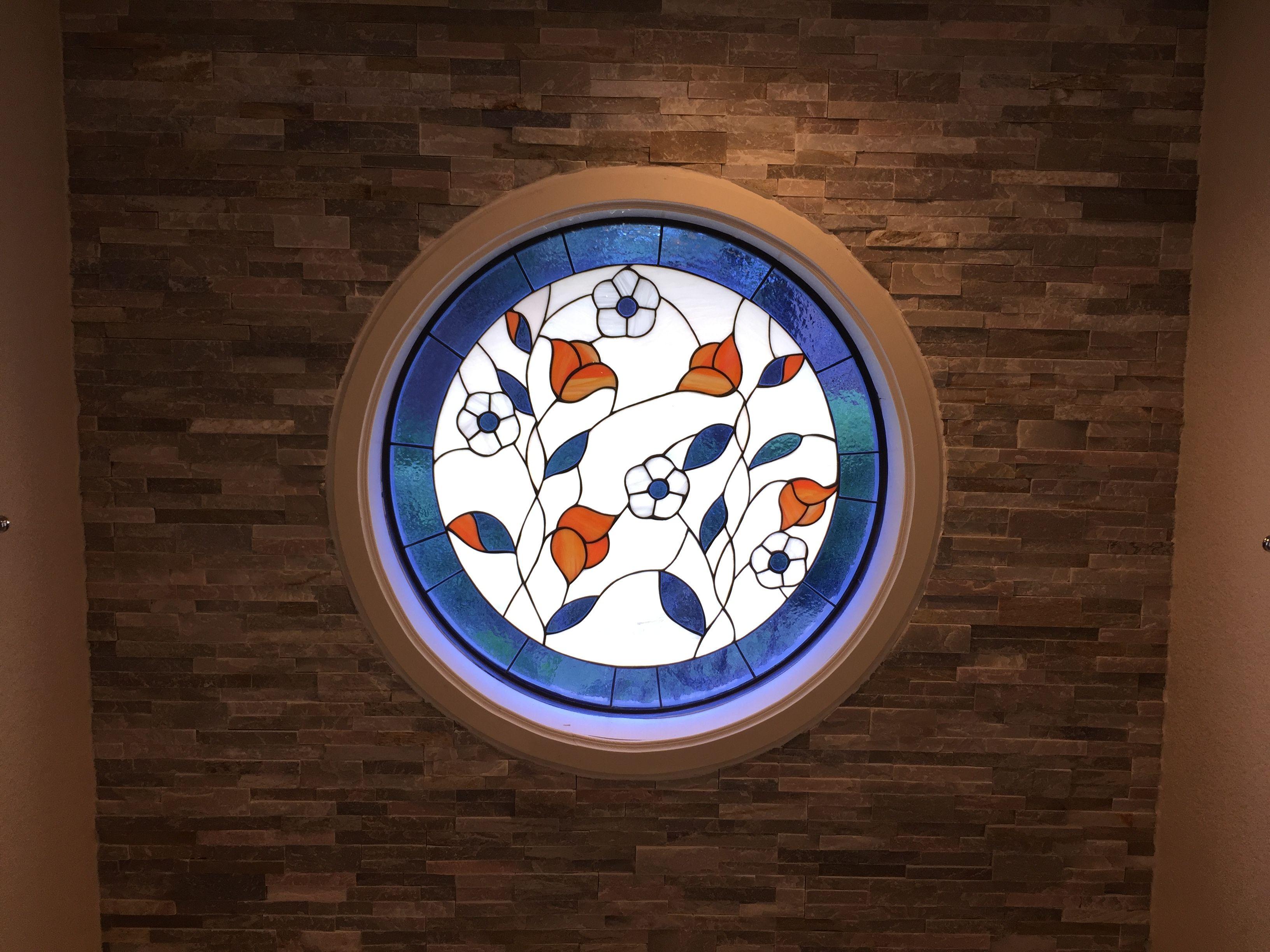 WWC: Stone, Glass | Kcinnova's World |Stone Glass Window