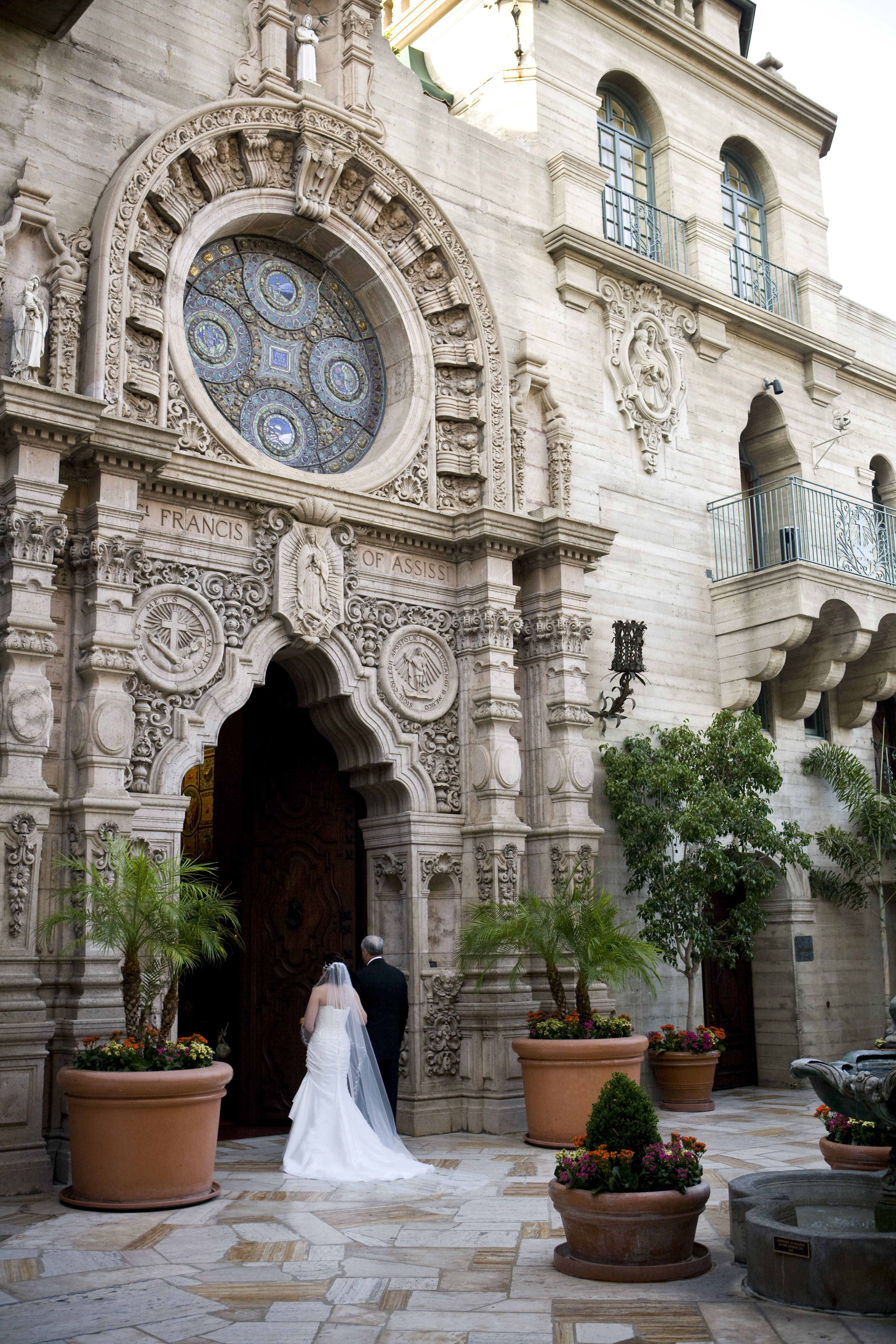The Historic Mission Inn St Francis Of Assisi Chapel Riverside Ca D2 Photography Mission Inn Ranch Wedding Wedding Crashers