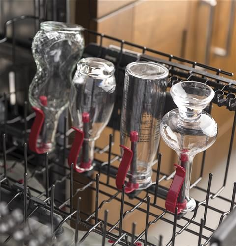 GE® Stainless Steel Interior Dishwasher With Hidden