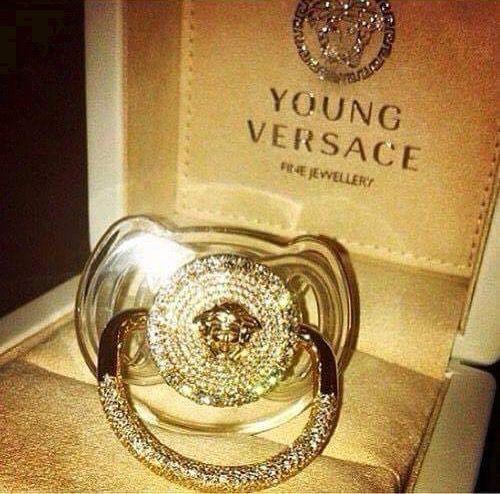 e35b991c3c076e Versace pacifier