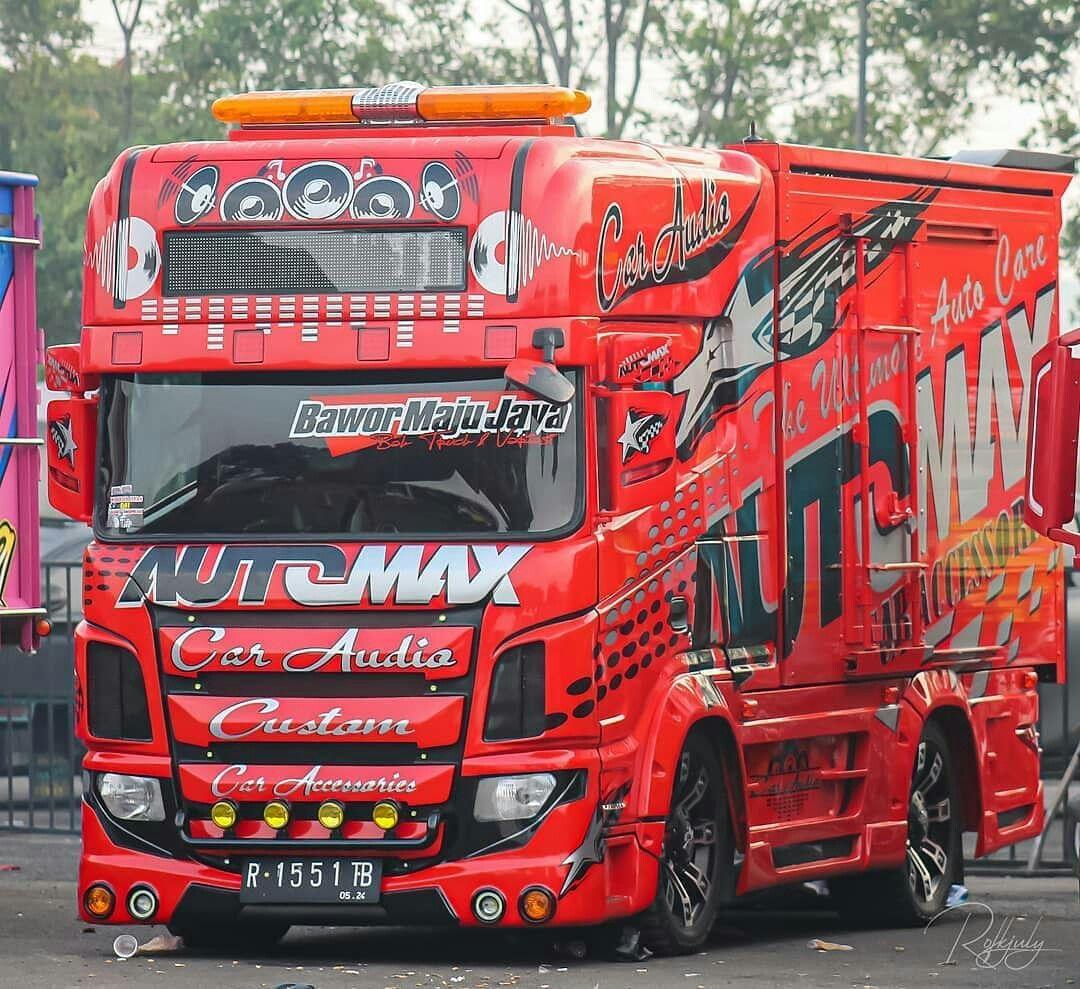 Truck Lovers Indonesia Konsep Mobil Truk Derek Mobil