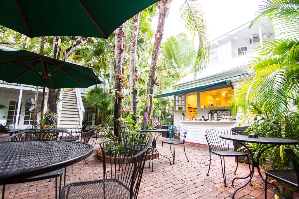Key West Bed and Breakfast Perfect Location on Duval