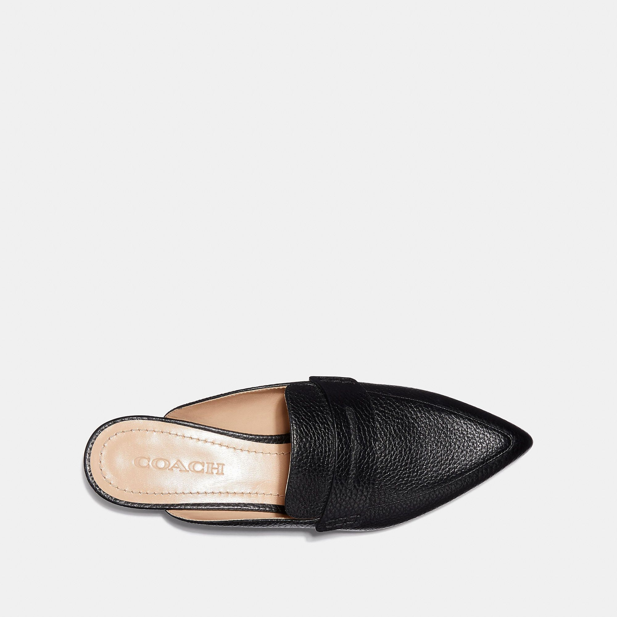 dbdfe0373c COACH Nova Loafer Slide - Women's Size 5 | Products | Loafers, Shoes ...