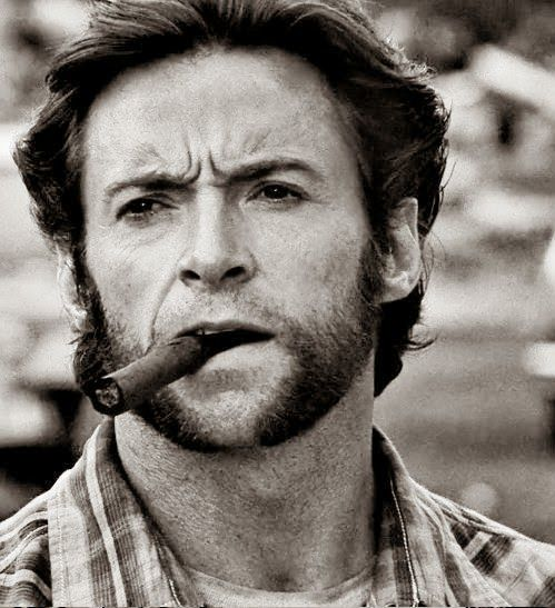 HUGH JACMAN - X MEN - CIGAR | Cigar & Fashion Every Time