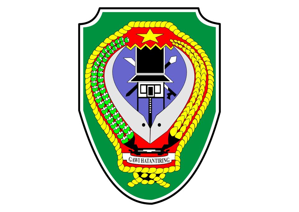 Logo Kabupaten Seruyan Vector Free Logo Vector Download Vector Logo Logos Free Logo