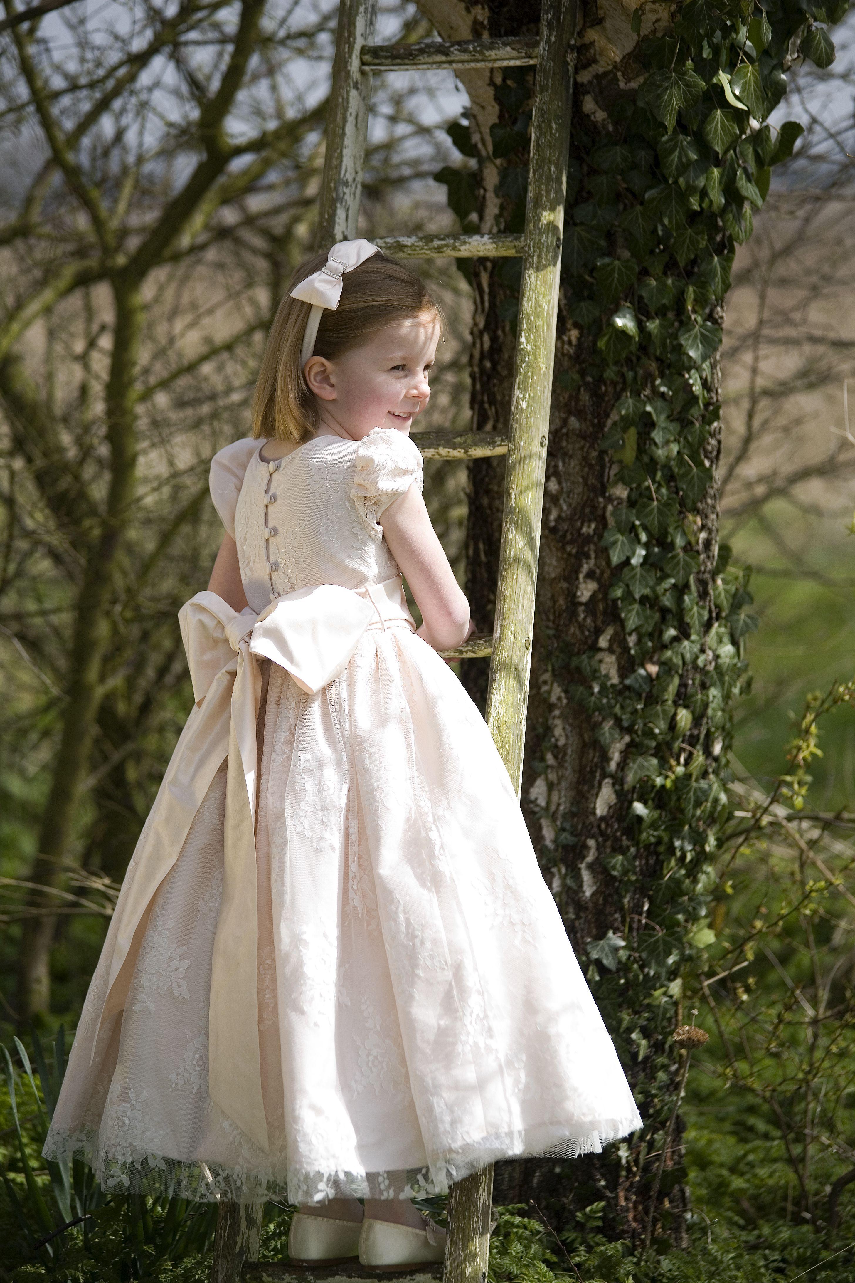 Nicki macfarlane wedding dress pinterest page boy style