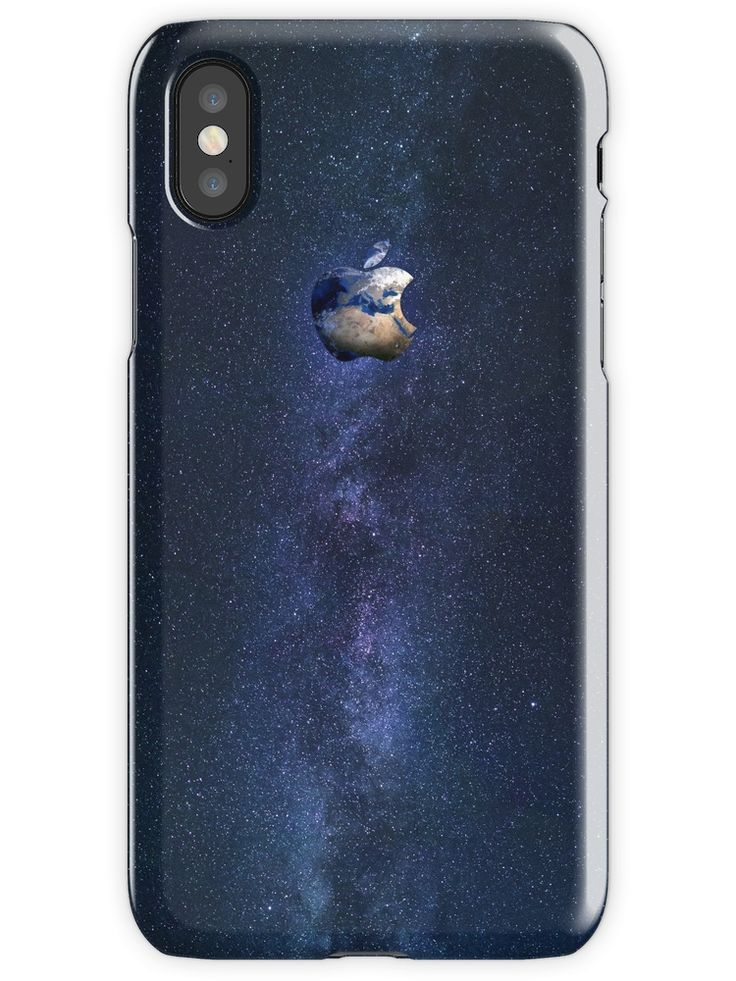Cover space iphone iphone x snap by luca cremasco