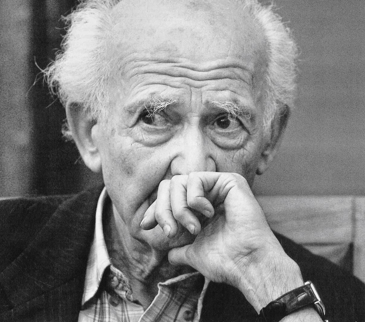 Zygmunt Bauman Pondering The Damnation Of Humanity Worlds Of